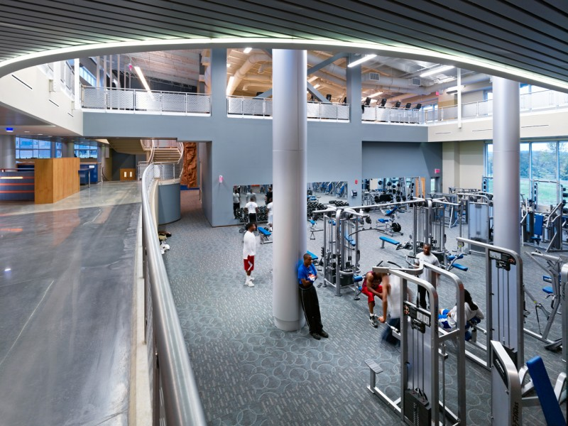 R3A-15, Lincoln University Fitness Center, Lincoln University (C
