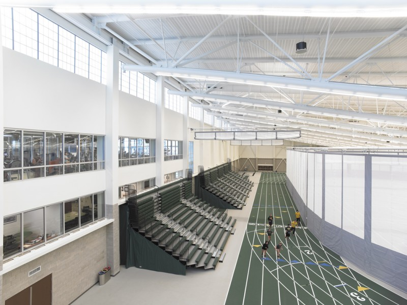 SUNY Brockport SERC Athletic Facility